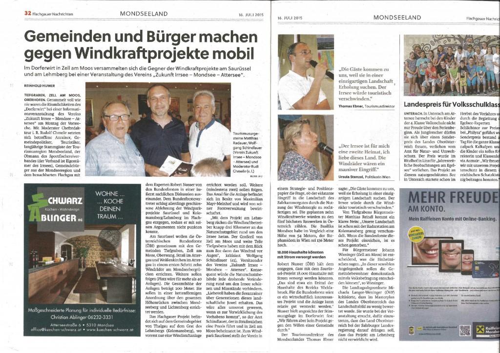 Flachgauer_Nachrichten_16 Juli_2015
