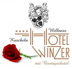 Hotel Winzer Logo mit Rose
