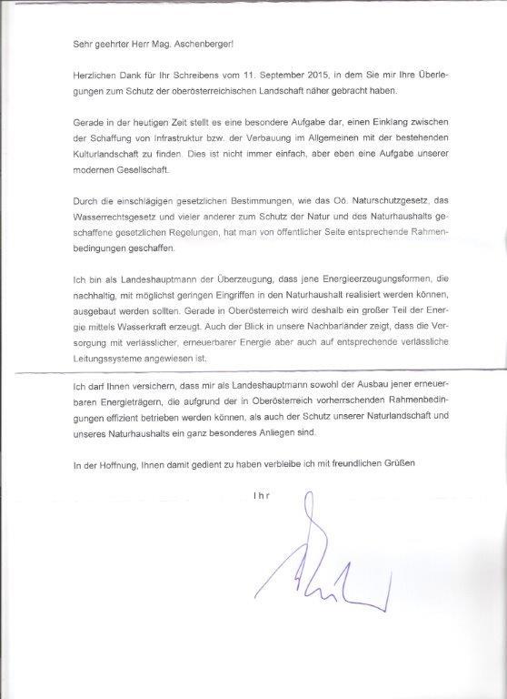 Stellungnahme ÖVP